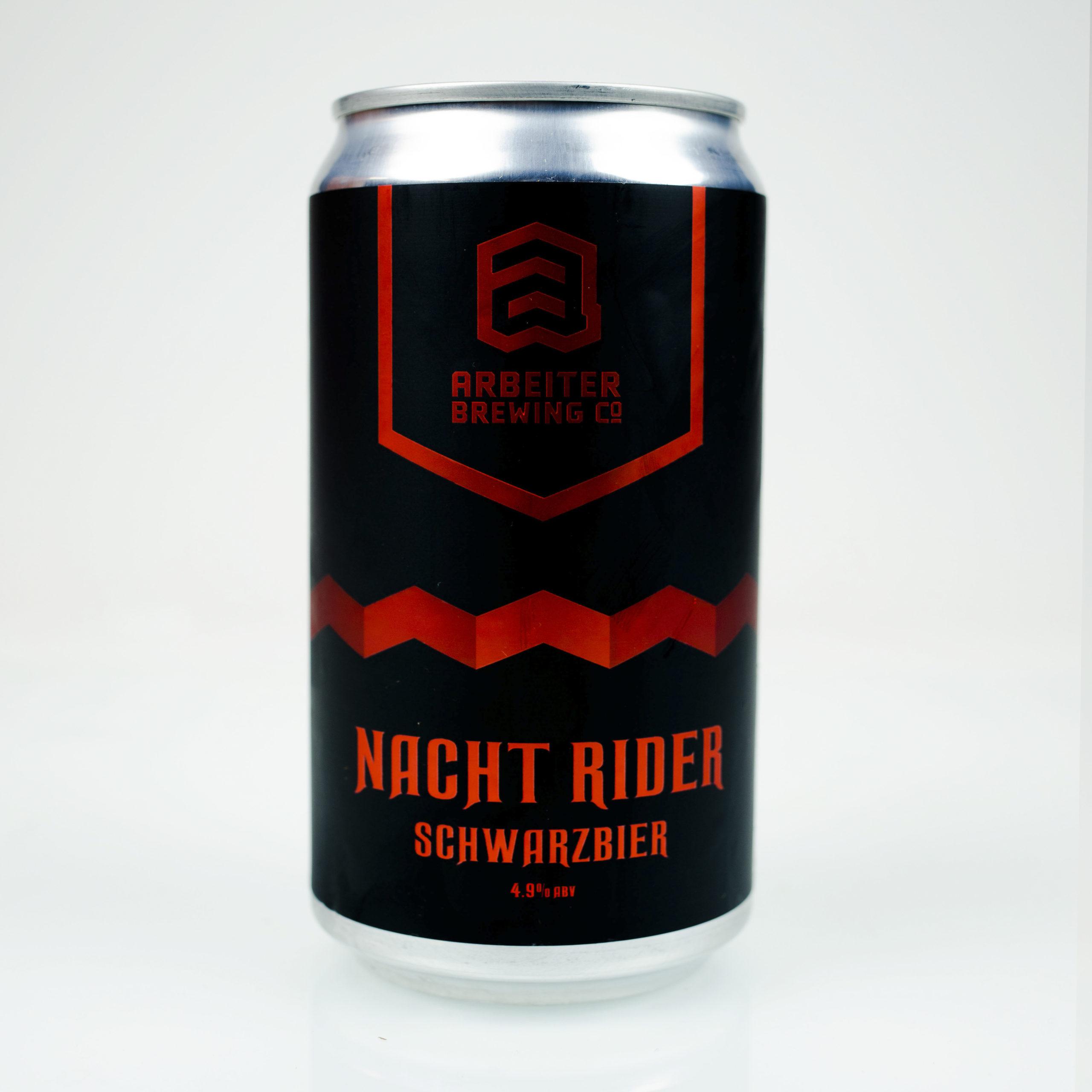 Nacht Rider Schwarzbier