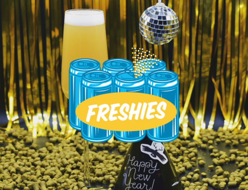 Cheers! New Beers for the New Year