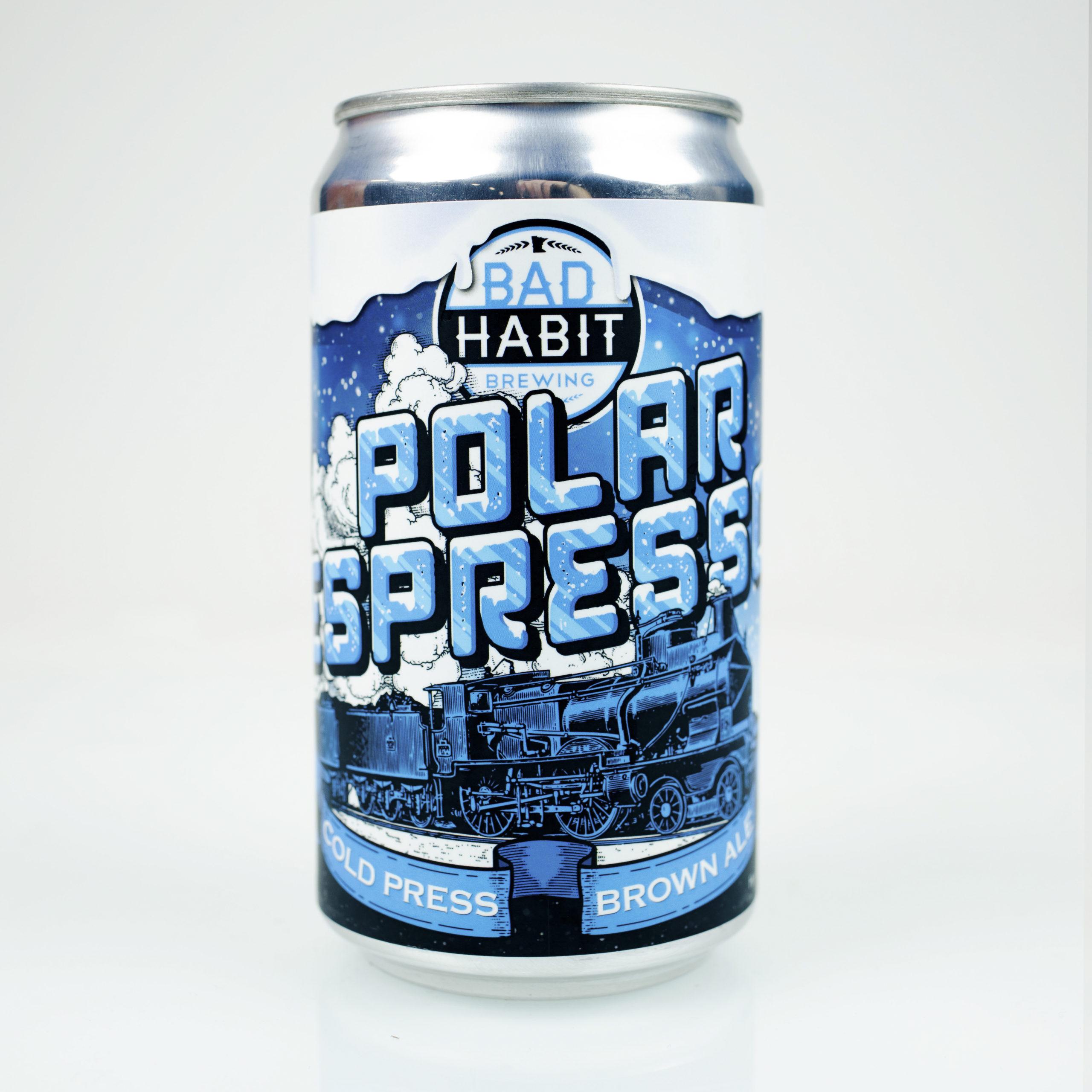 Polar Espresso Cold Press Brown Ale