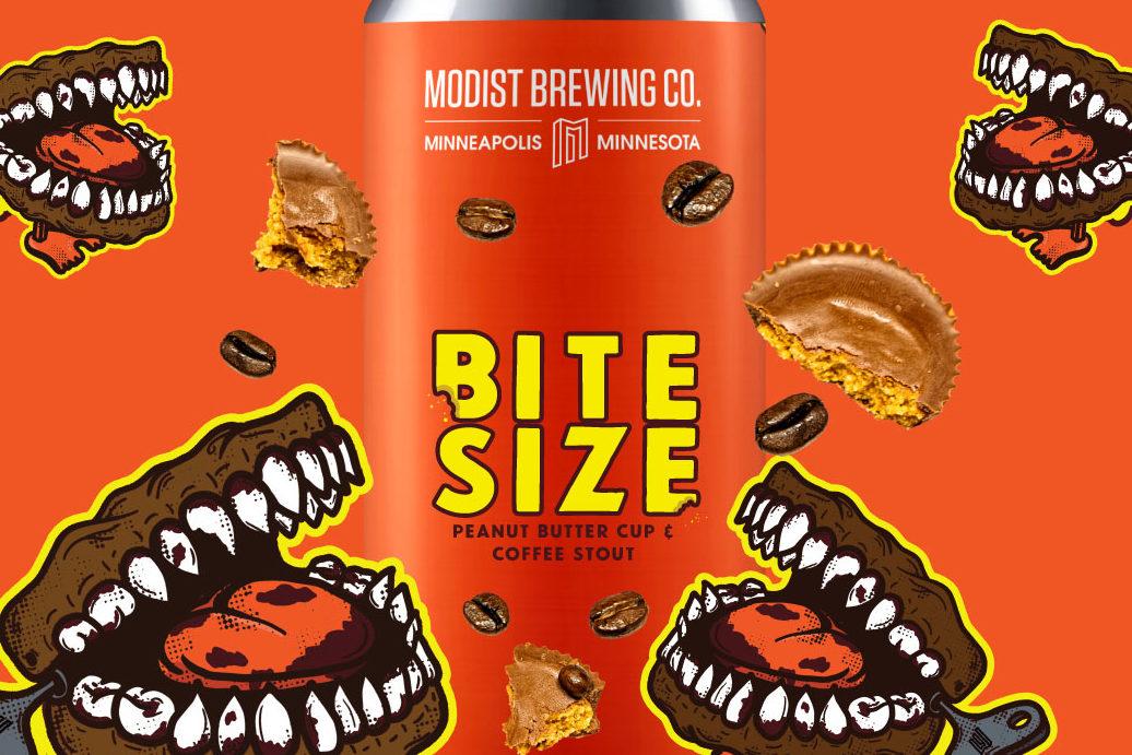 Modist Bite Size • Photo via Modist Brewing Company