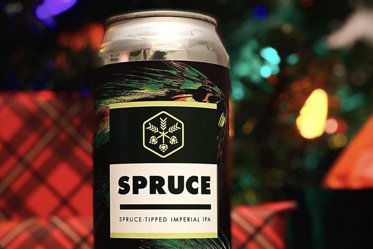 Blacklist Spruce • Photo via Blacklist Brewing