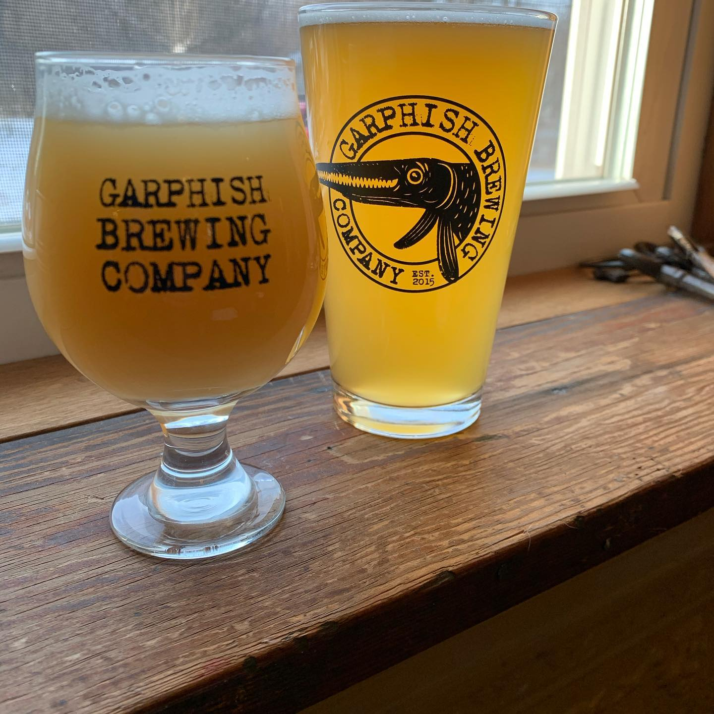 Garphish Trail Tamer • Photo via Garphish Brewing