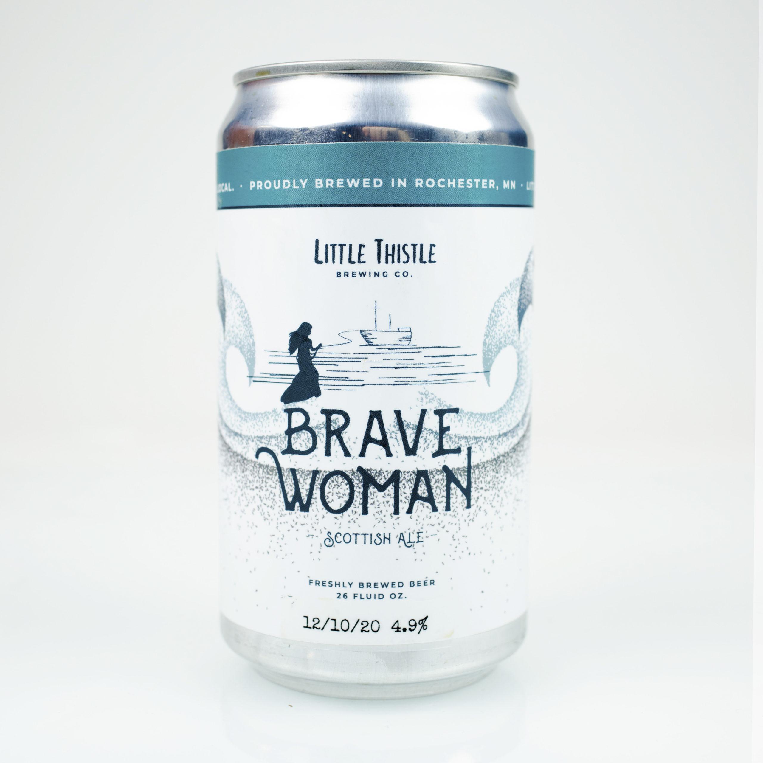 Brave Woman Scottish Ale