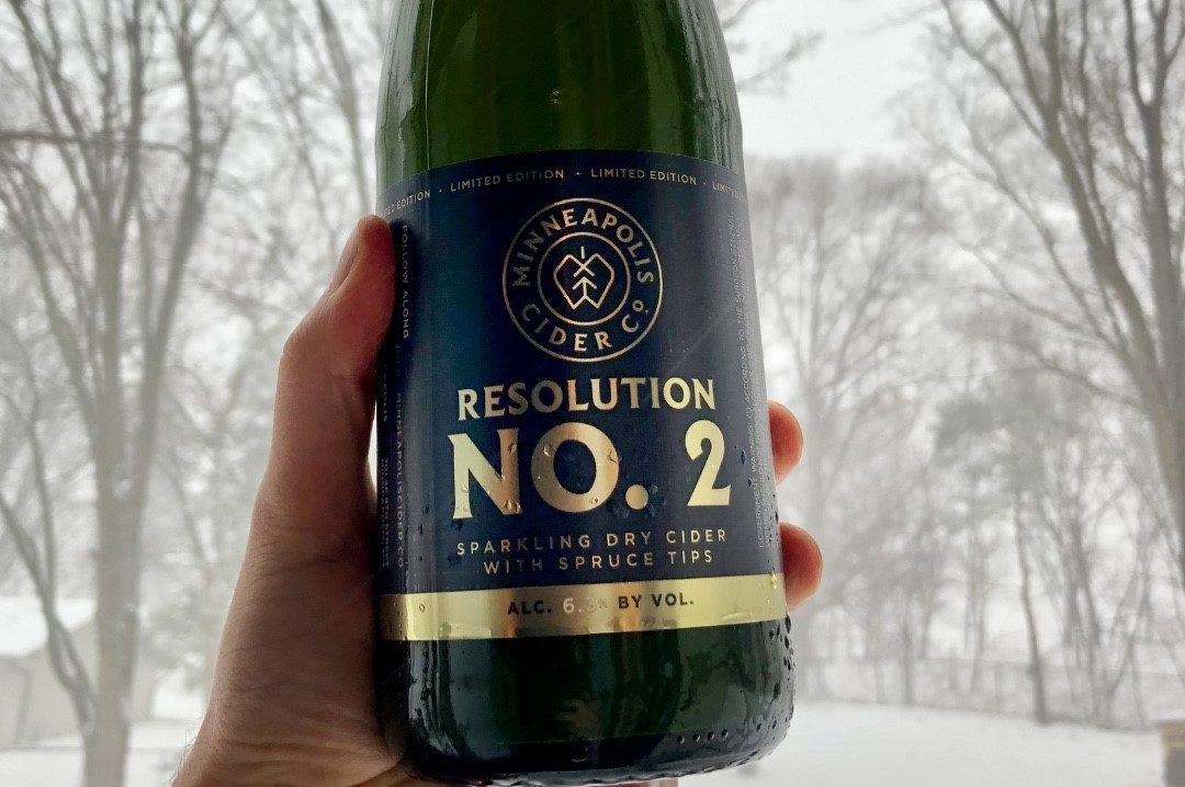 Minneapolis Cider Company Resolution 2 • Photo via Minneapolis Cider Company