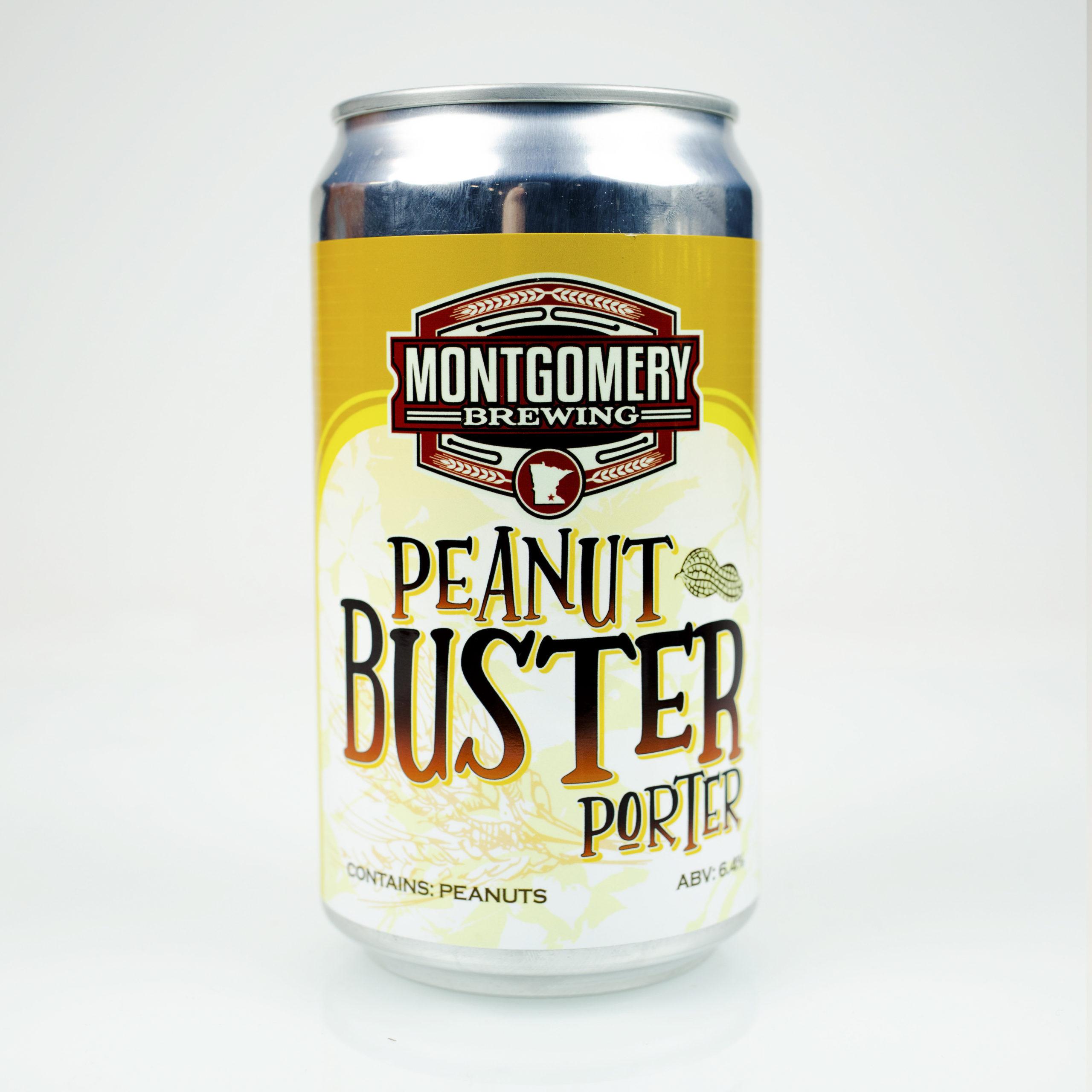 Peanut Buster Porter