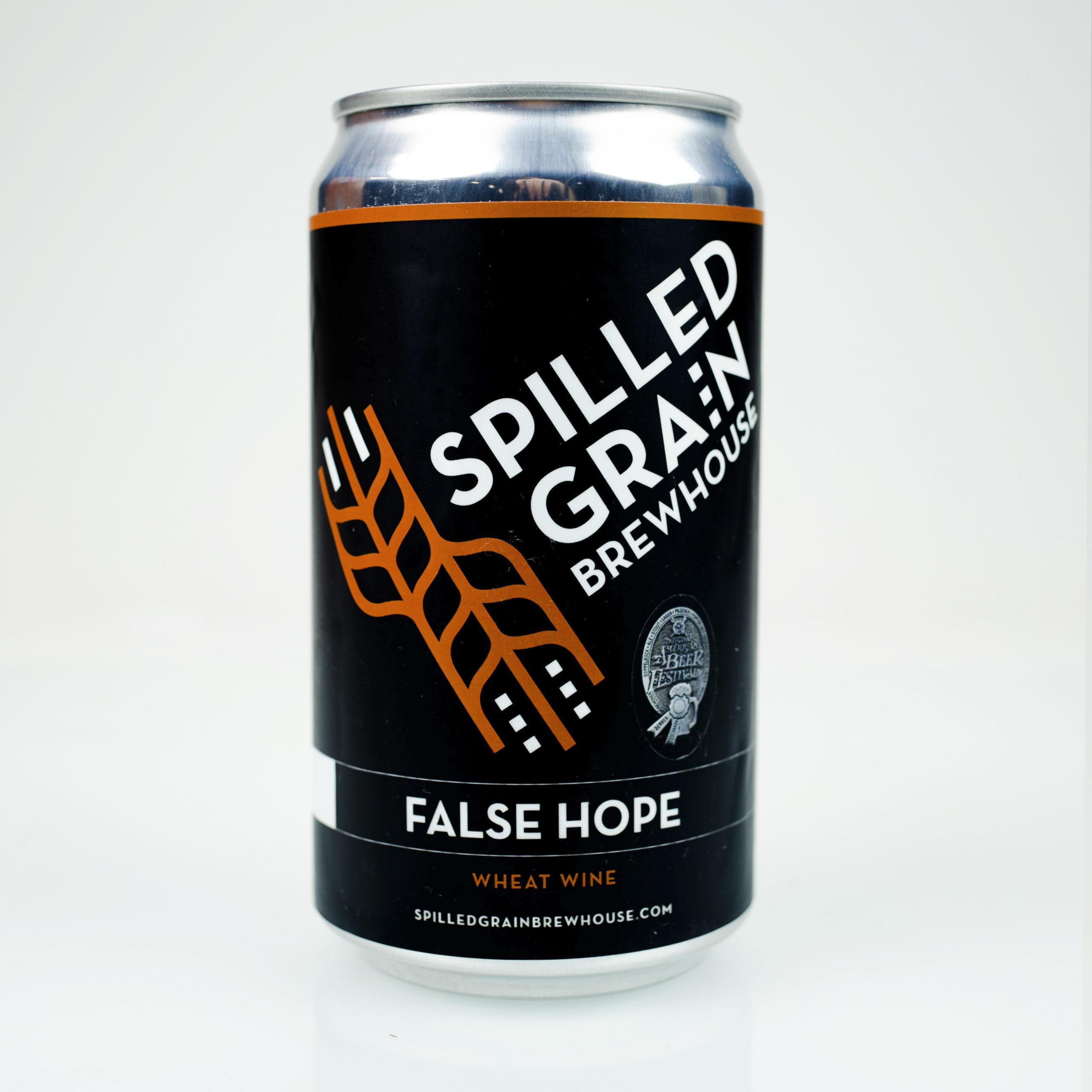 False Hope Wheat Wine
