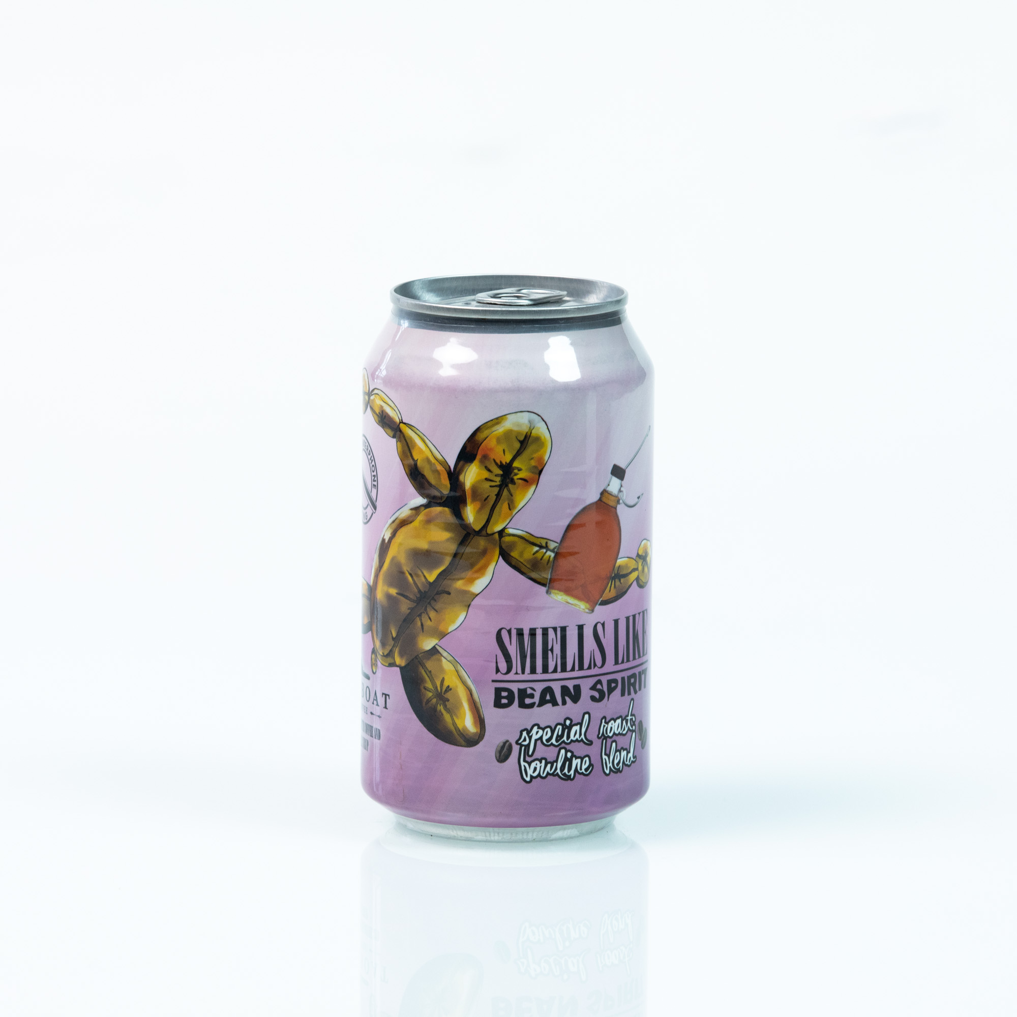 Smells Like Bean Spirit Imperial Stout with Maple Syrup and Coffee