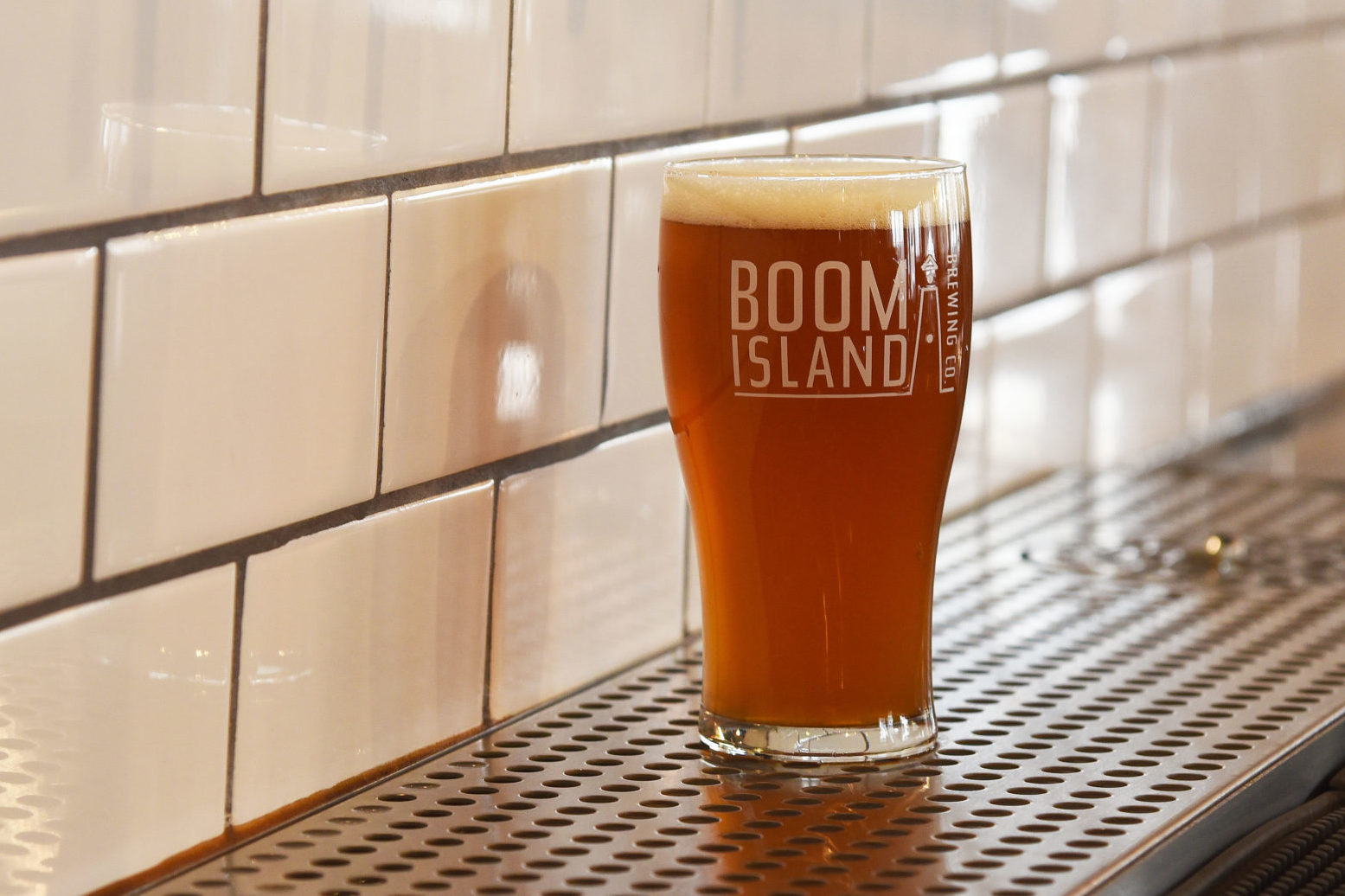 Boom Island Gemini • Photo via Boom Island Brewing Company