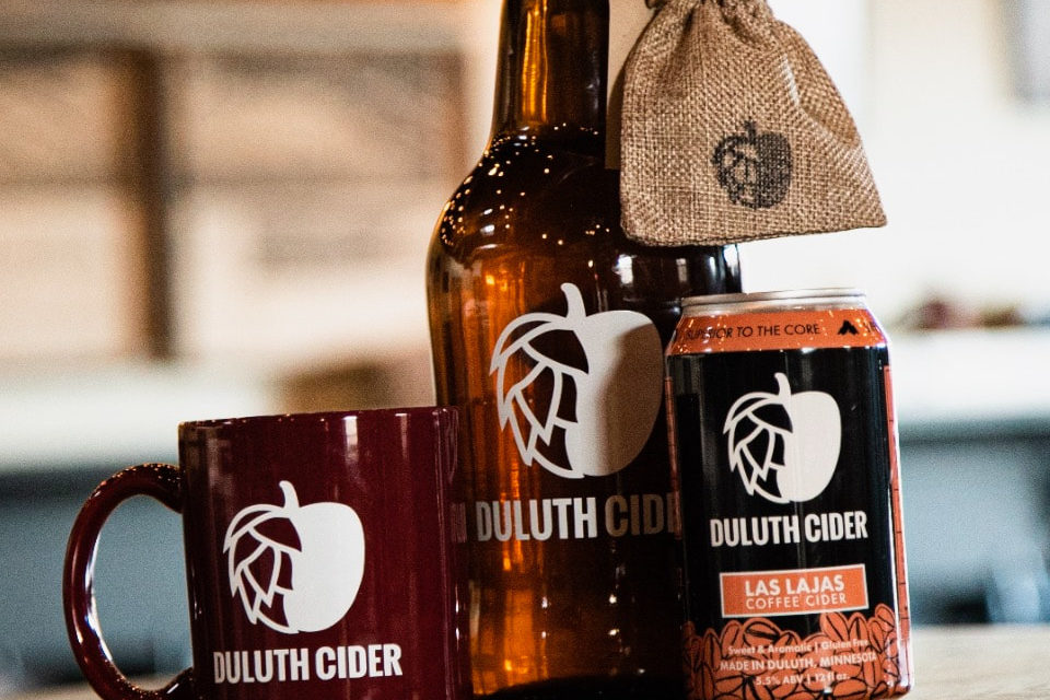 Duluth Las Lajas Mulled Cider • Photo via Duluth Cider