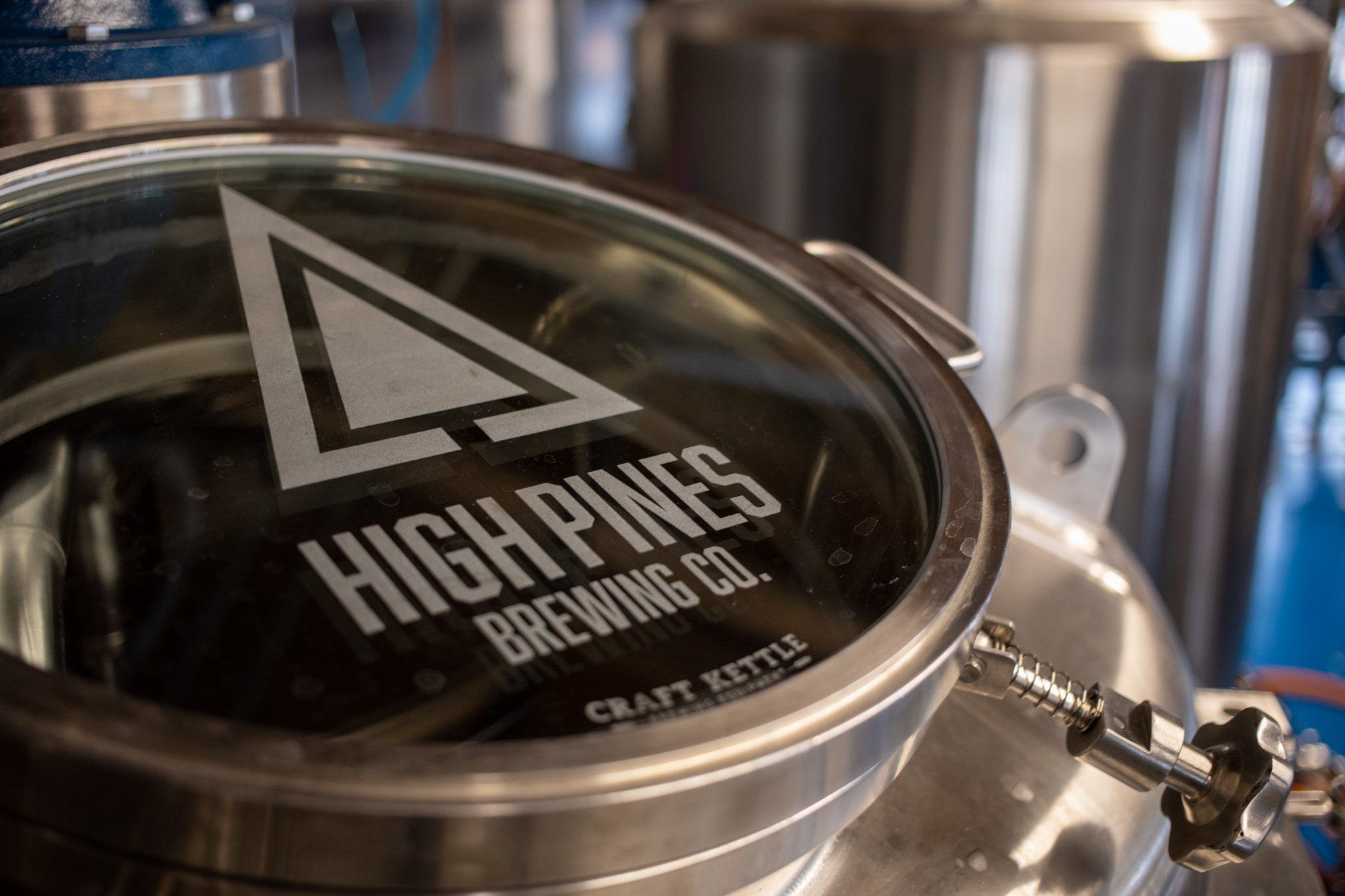 High Pines Brewing Company is set to open in Roseville, Minnesota, in February 2021 • Photo by Jordan Wipf