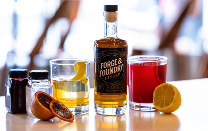 Forge & Foundry Distillery in Stillwater, Minnesota • Photo by Jordan Wipf