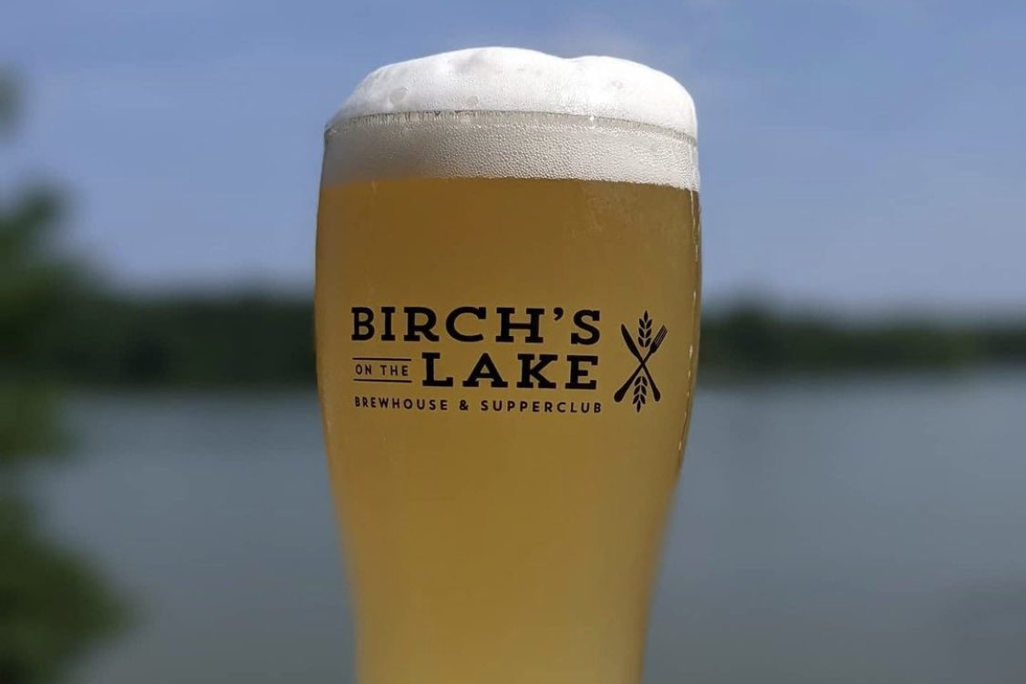 Birch's Grisette • Photo via Birch's on the Lake