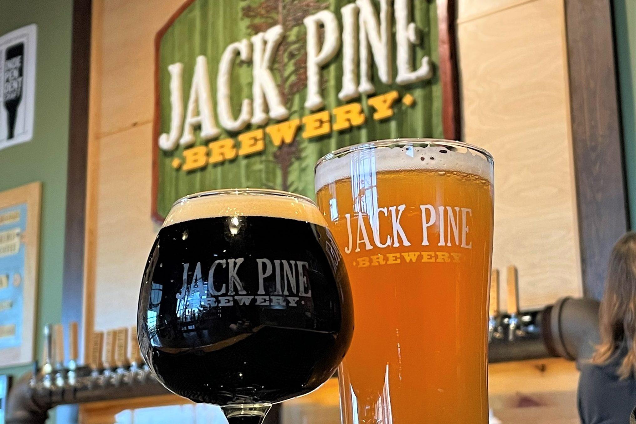 Jack Pine Brewery • Photo via Jack Pine Brewery