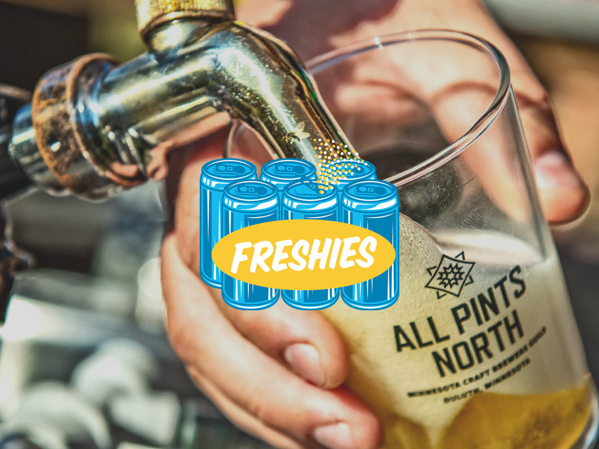 All Pints North returns to Duluth this weekend • Photo via Minnesota Craft Brewers Guild