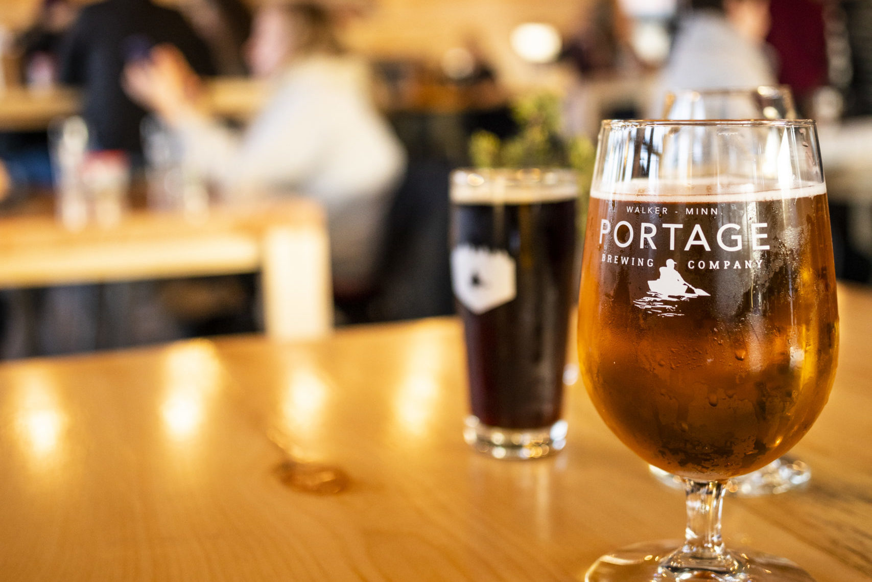 Portage Brewing • Photo by Kate Gallagher