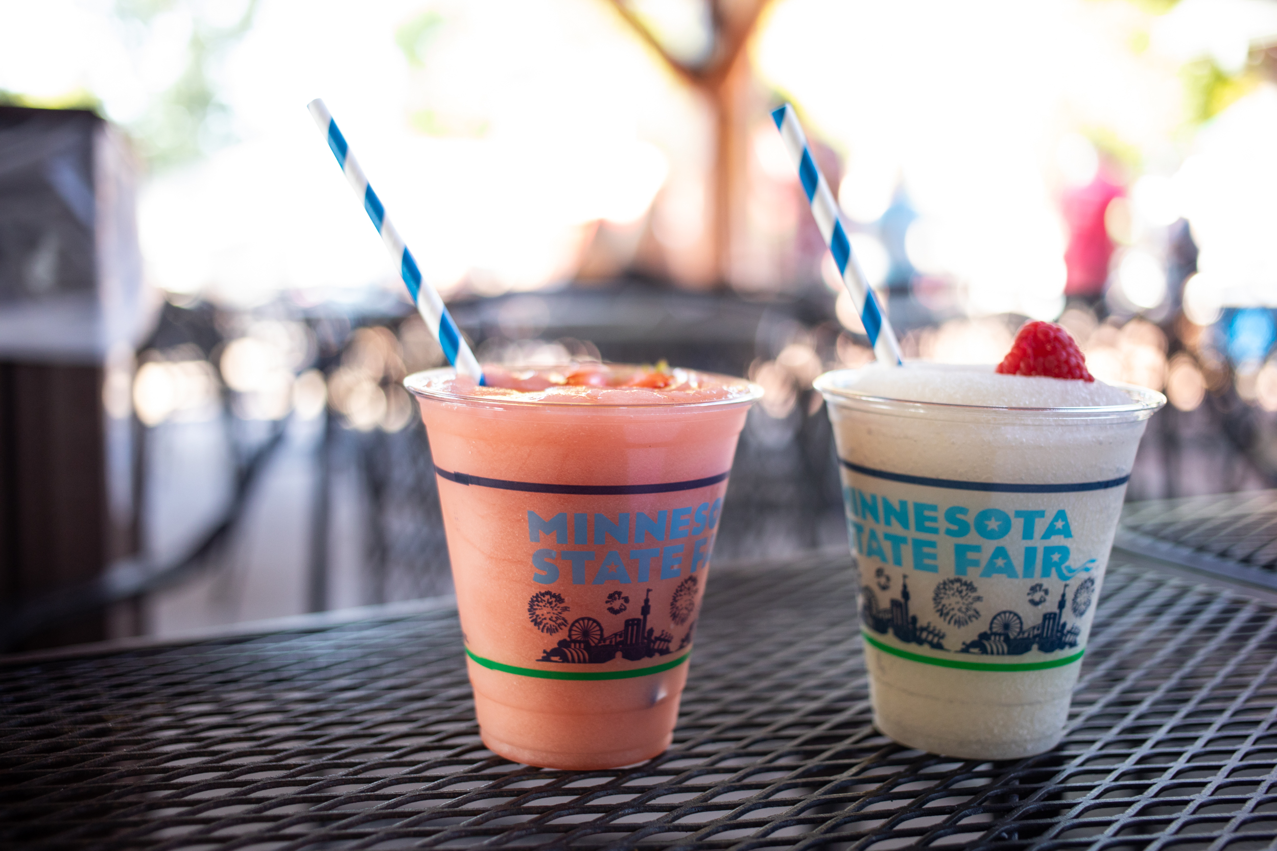 Frozen wine drinks will be back on the menu at the 2021 Minnesota State Fair • Photo by Tj Turner