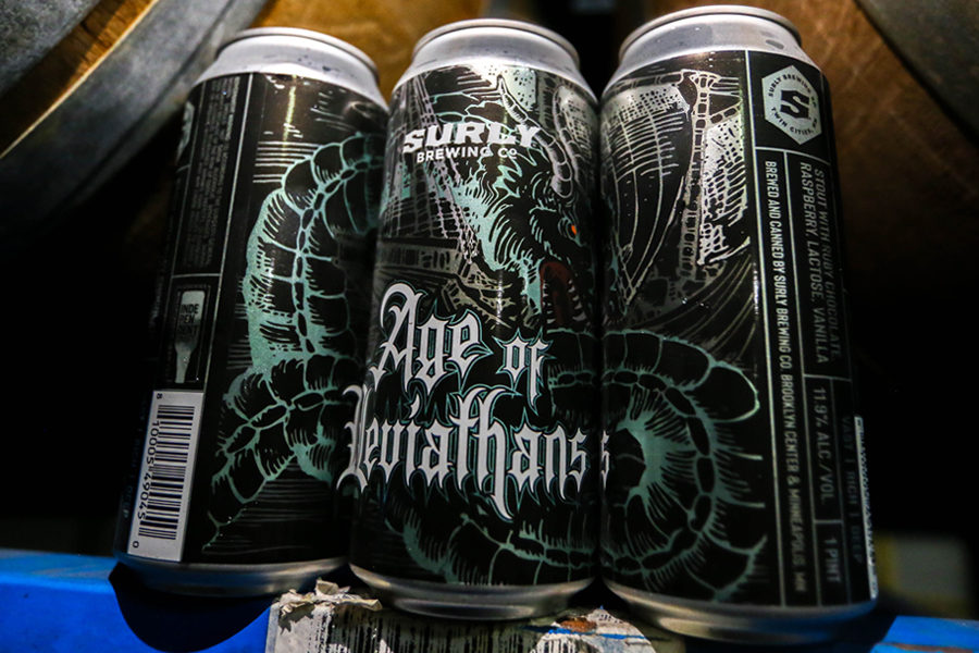 Surly Age of Leviathans • Photo via Surly Brewing Company