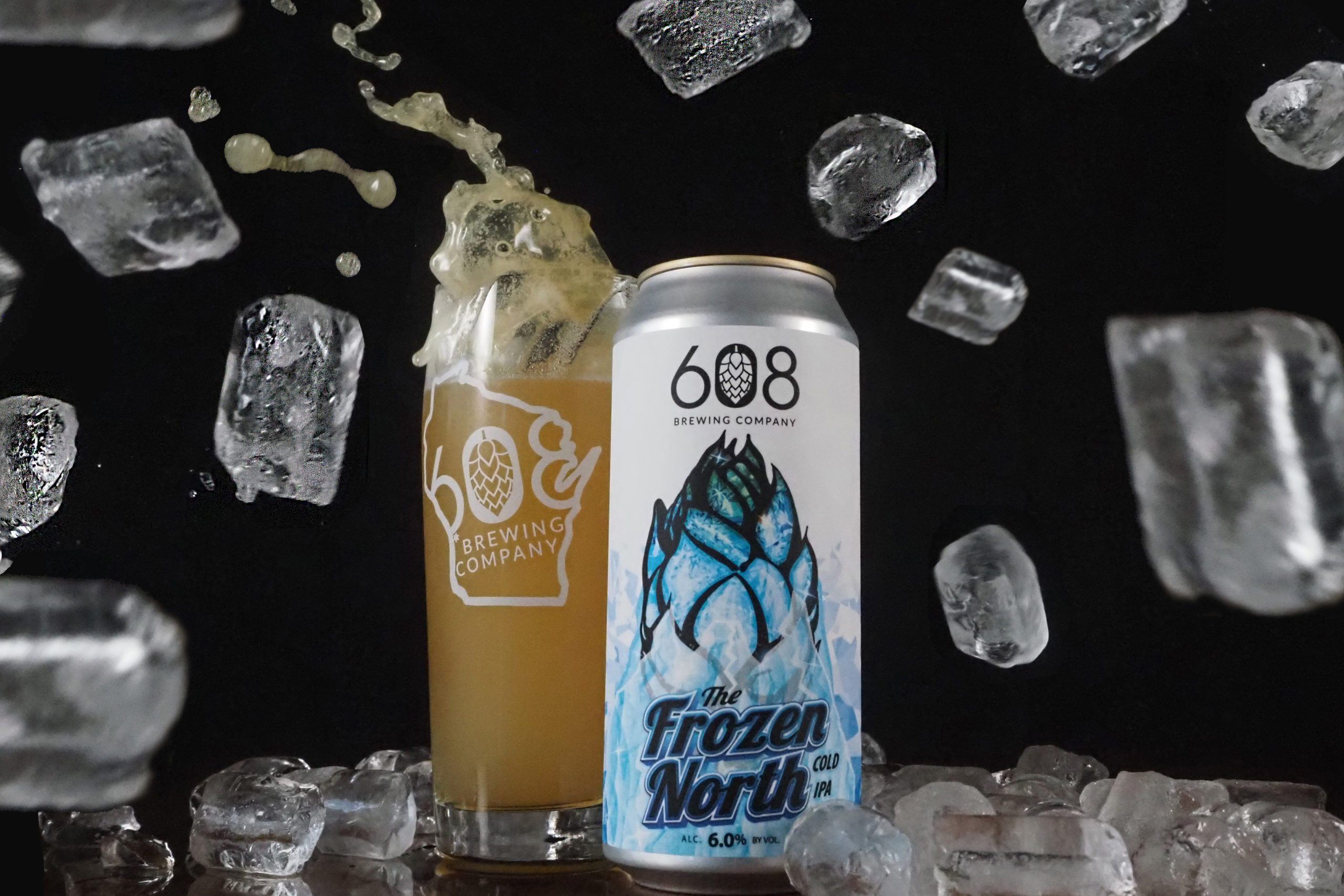 608 Brewing Frozen North • Photo courtesy 608 Brewing