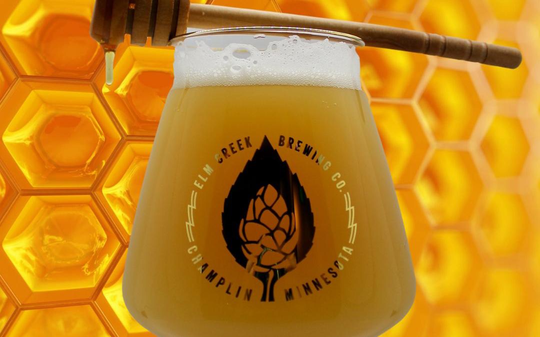 Elm Creek Miel Blanc • Photo via Elm Creek Brewing Company